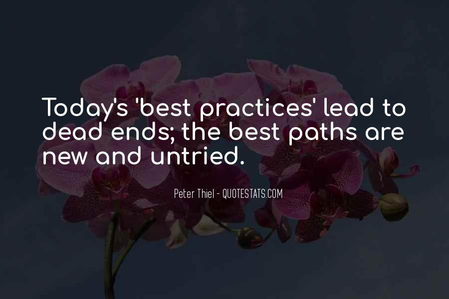 Peter Thiel Quotes #453765