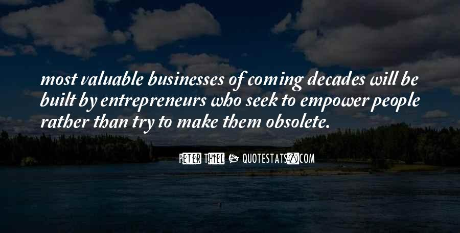 Peter Thiel Quotes #459707