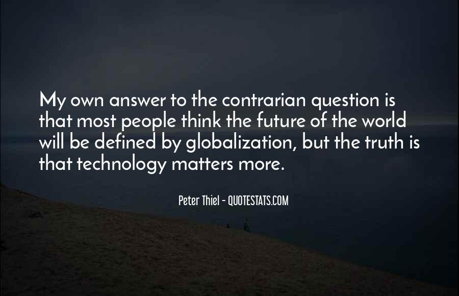 Peter Thiel Quotes #547811