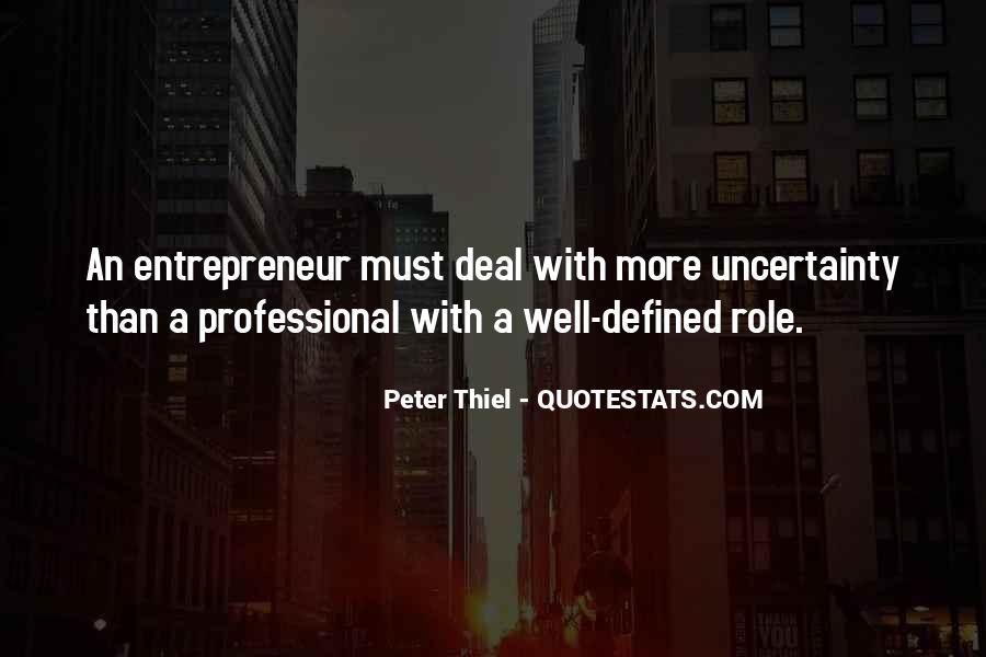 Peter Thiel Quotes #577585