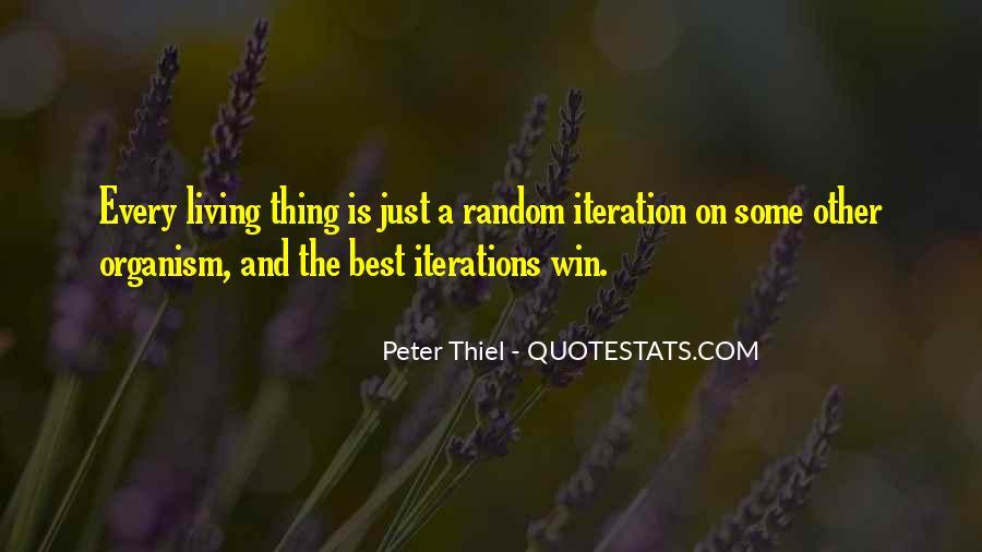 Peter Thiel Quotes #63588