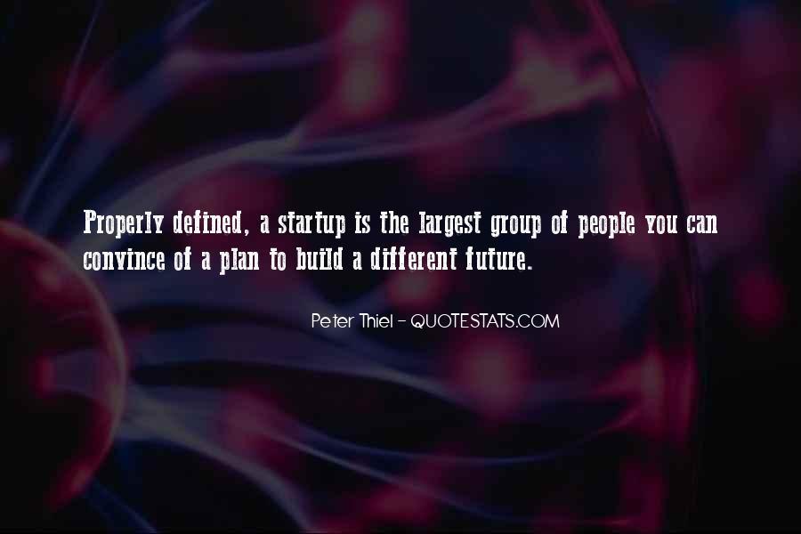 Peter Thiel Quotes #724137