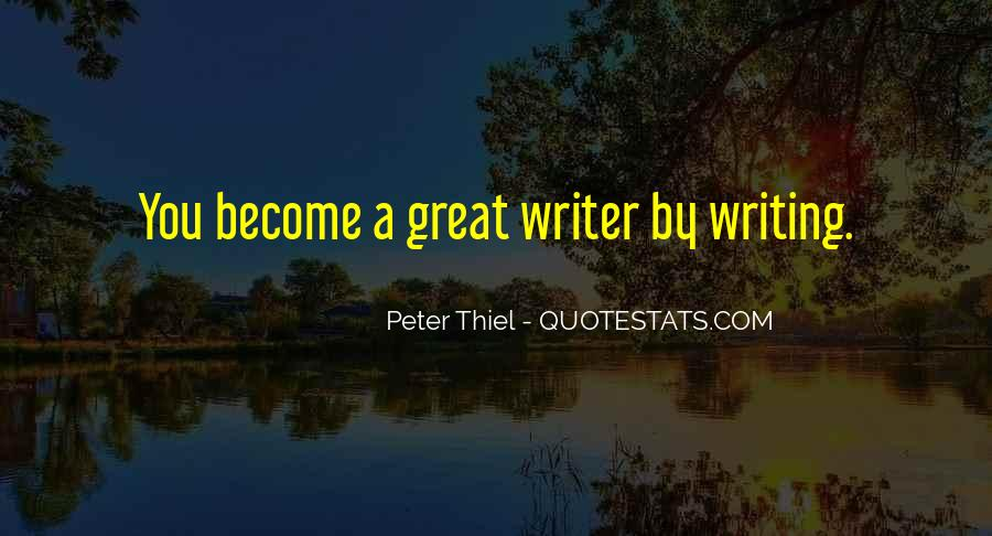 Peter Thiel Quotes #807638