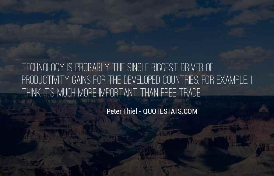 Peter Thiel Quotes #89289