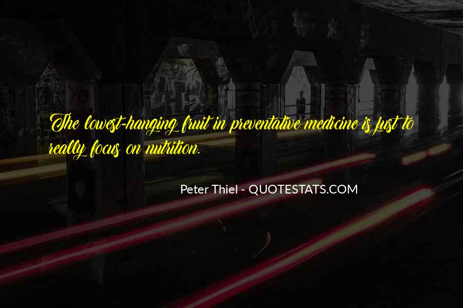 Peter Thiel Quotes #932420