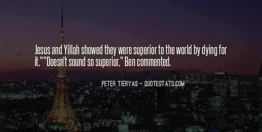 Peter Tieryas Quotes #1414064