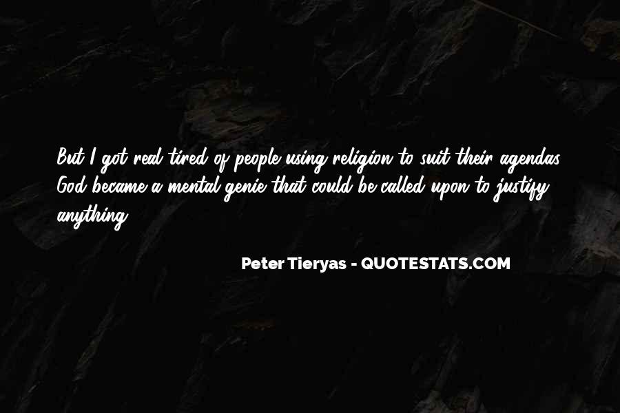 Peter Tieryas Quotes #1584062