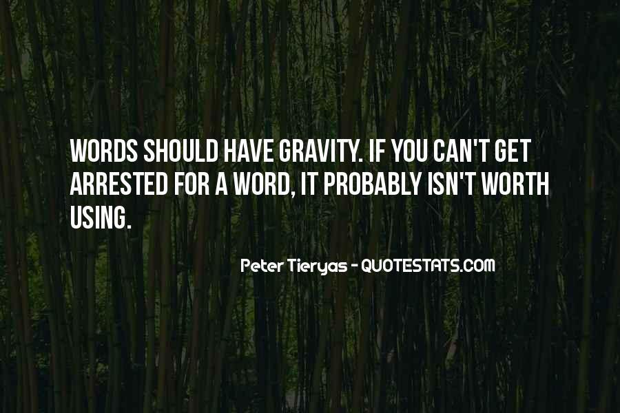 Peter Tieryas Quotes #1595748