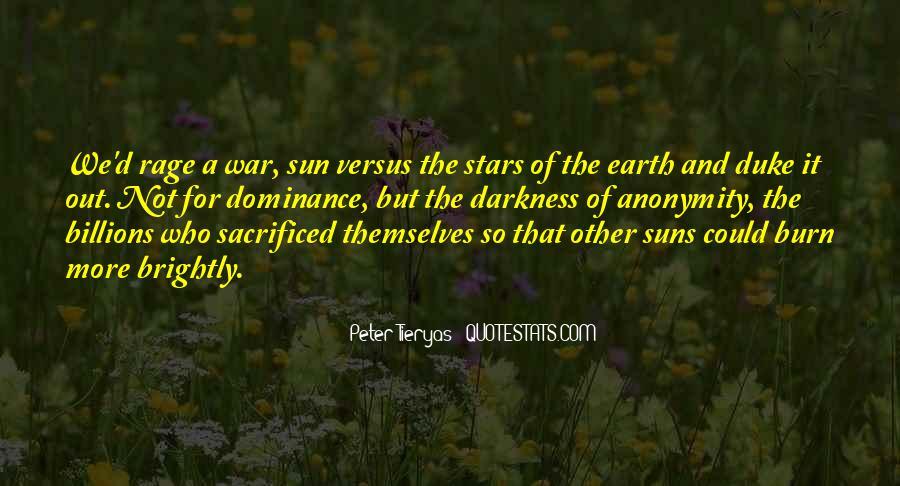Peter Tieryas Quotes #600153