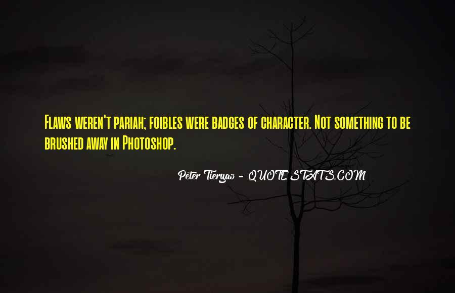 Peter Tieryas Quotes #745071