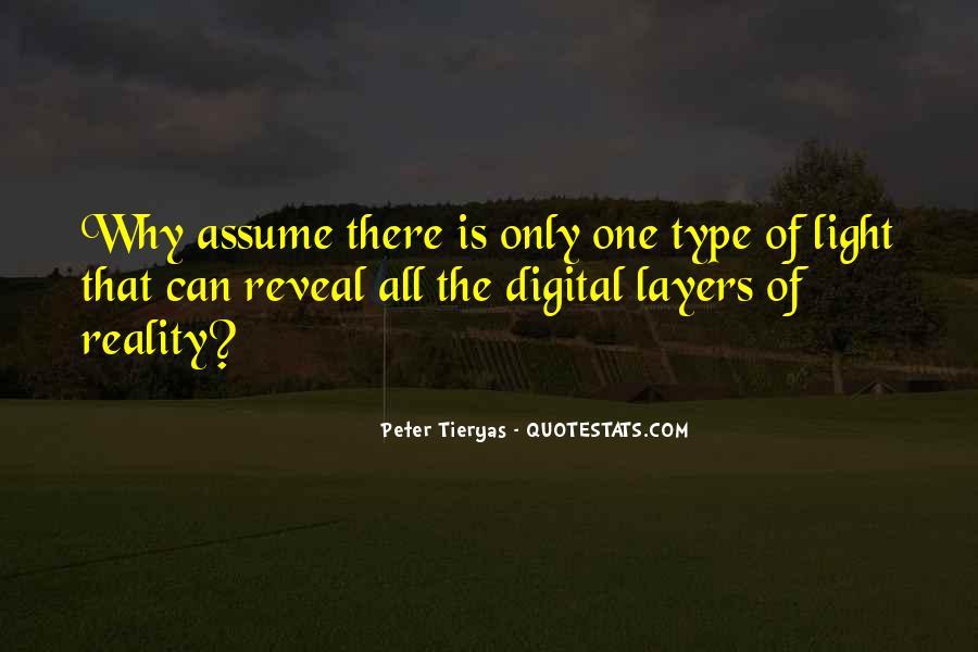 Peter Tieryas Quotes #906063