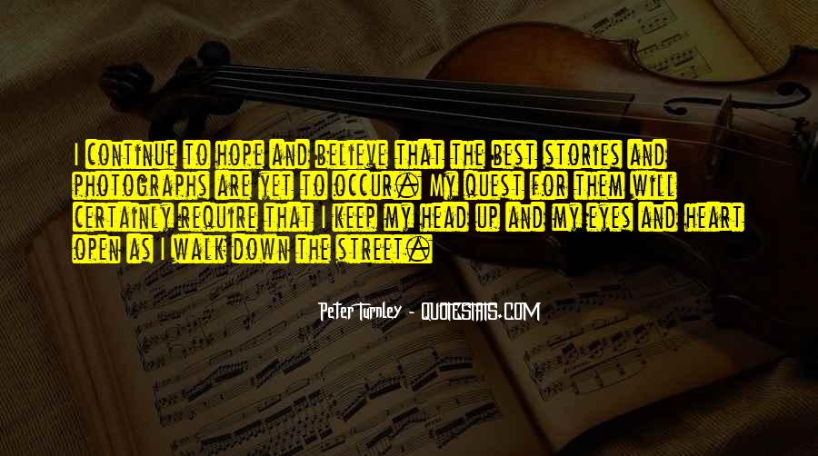 Peter Turnley Quotes #1041539