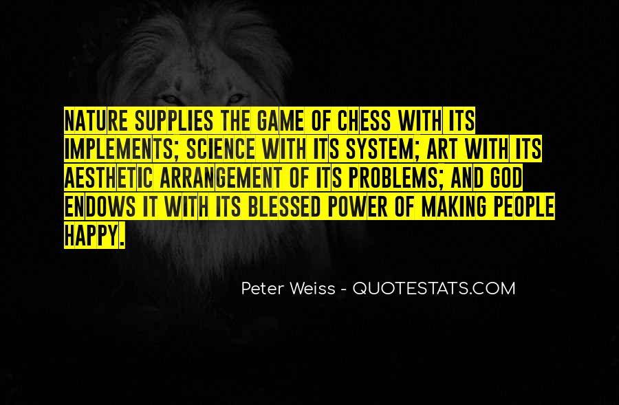 Peter Weiss Quotes #314025