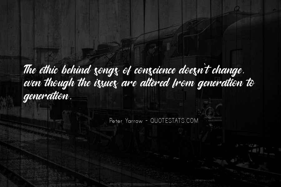 Peter Yarrow Quotes #1255318
