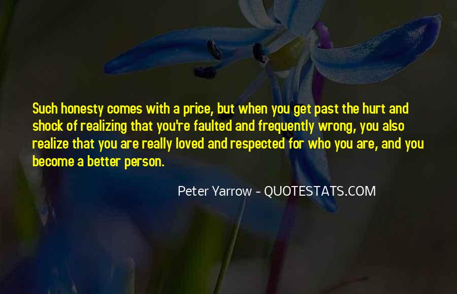 Peter Yarrow Quotes #357525