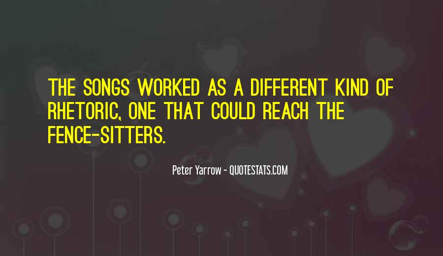 Peter Yarrow Quotes #443773