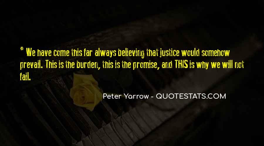 Peter Yarrow Quotes #475107