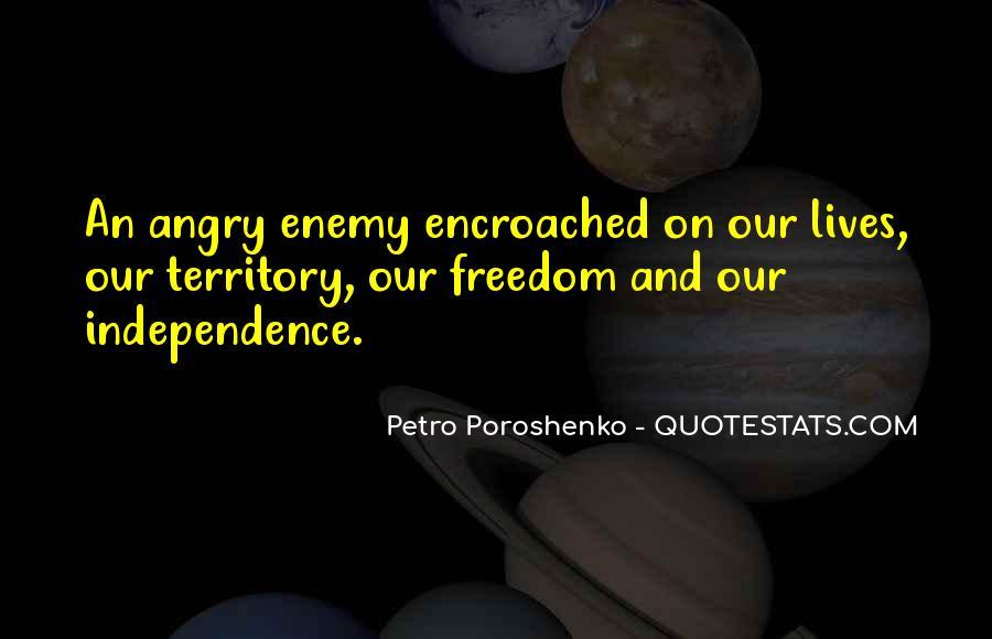 Petro Poroshenko Quotes #1512153