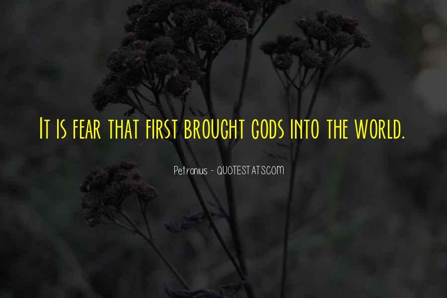 Petronius Quotes #716893
