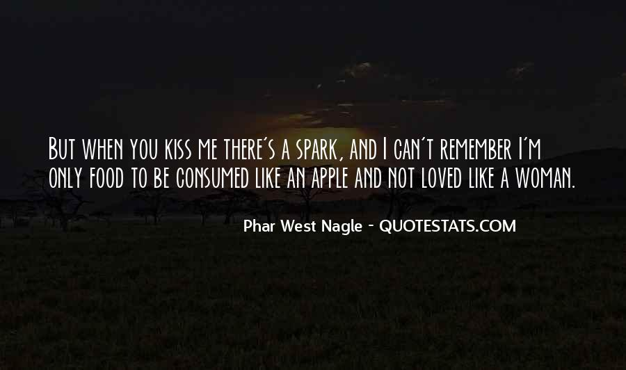 Phar West Nagle Quotes #1511362