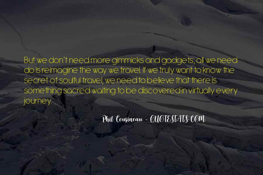 Phil Cousineau Quotes #1254541
