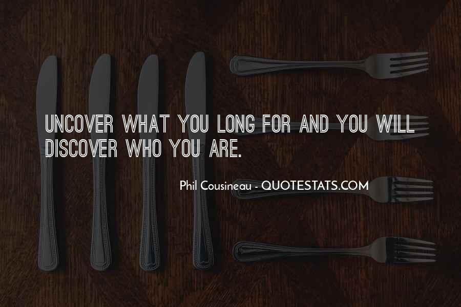 Phil Cousineau Quotes #1490766