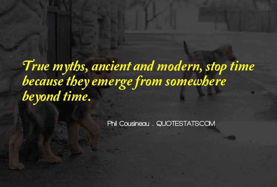 Phil Cousineau Quotes #1602537