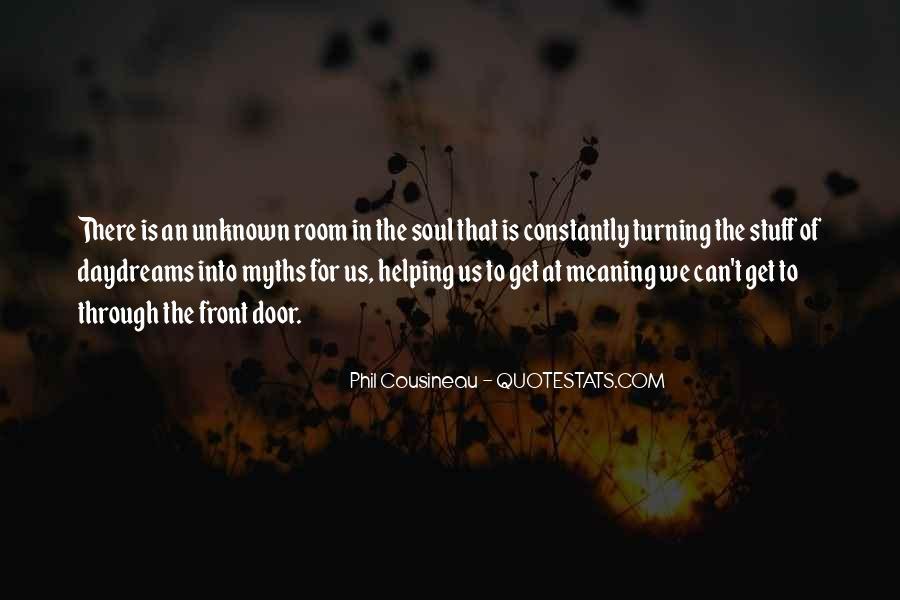 Phil Cousineau Quotes #1618852