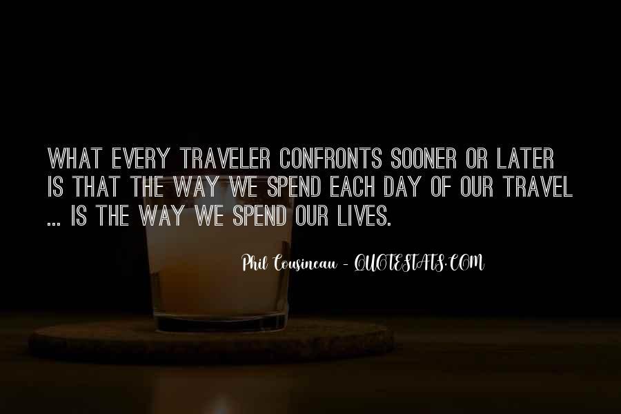 Phil Cousineau Quotes #1654770