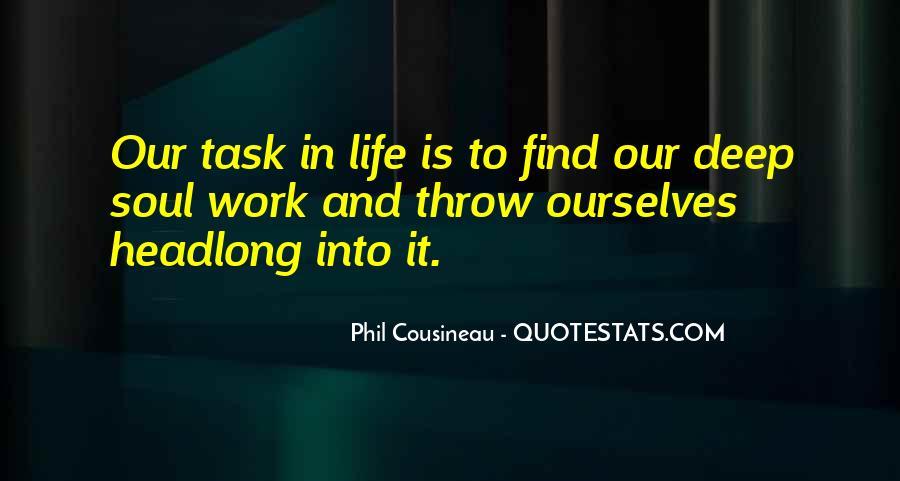 Phil Cousineau Quotes #1768315