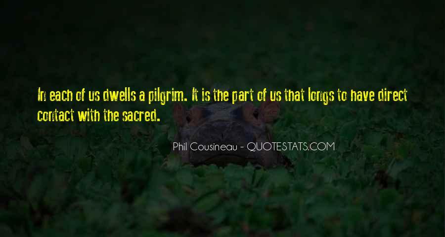 Phil Cousineau Quotes #179301