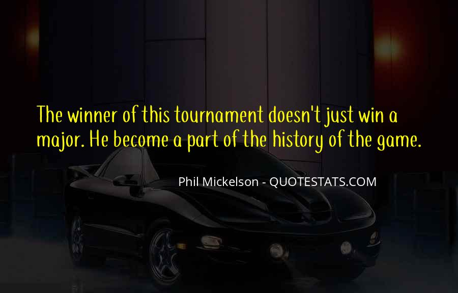 Phil Mickelson Quotes #1159871