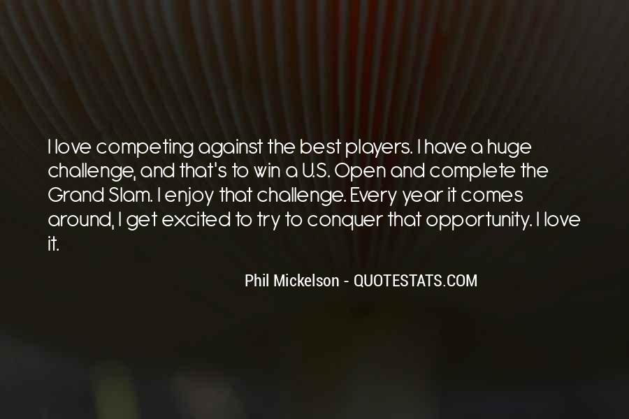 Phil Mickelson Quotes #288398