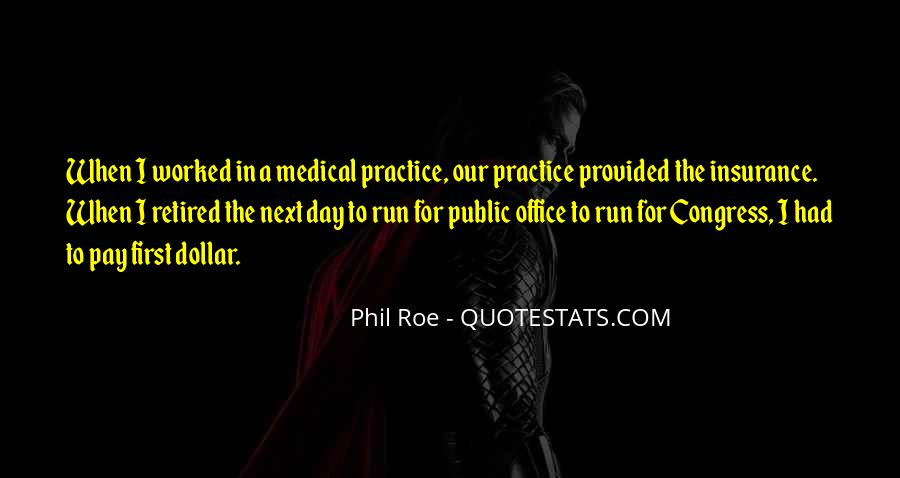 Phil Roe Quotes #1151661
