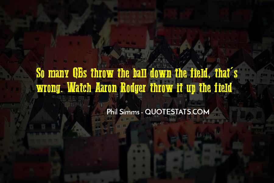 Phil Simms Quotes #1594305