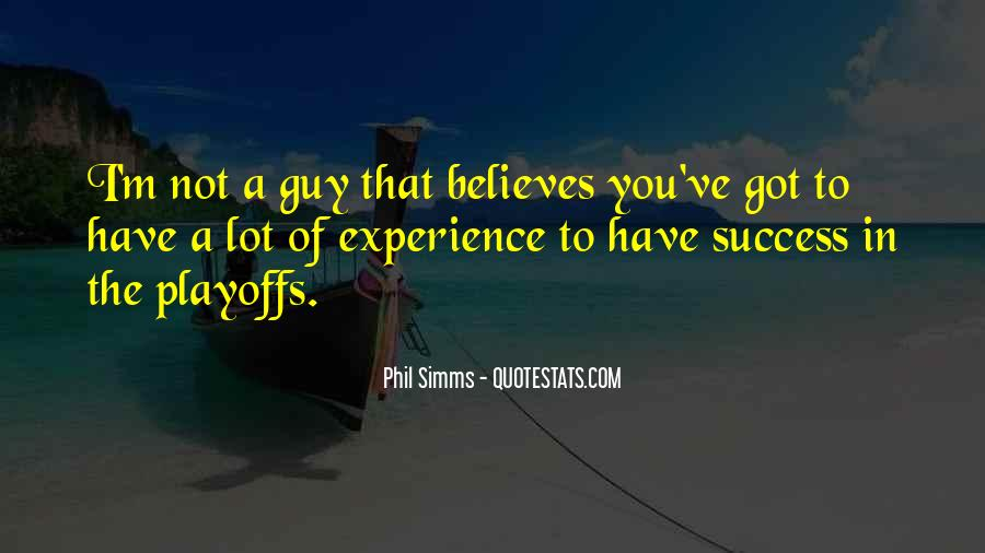 Phil Simms Quotes #610163
