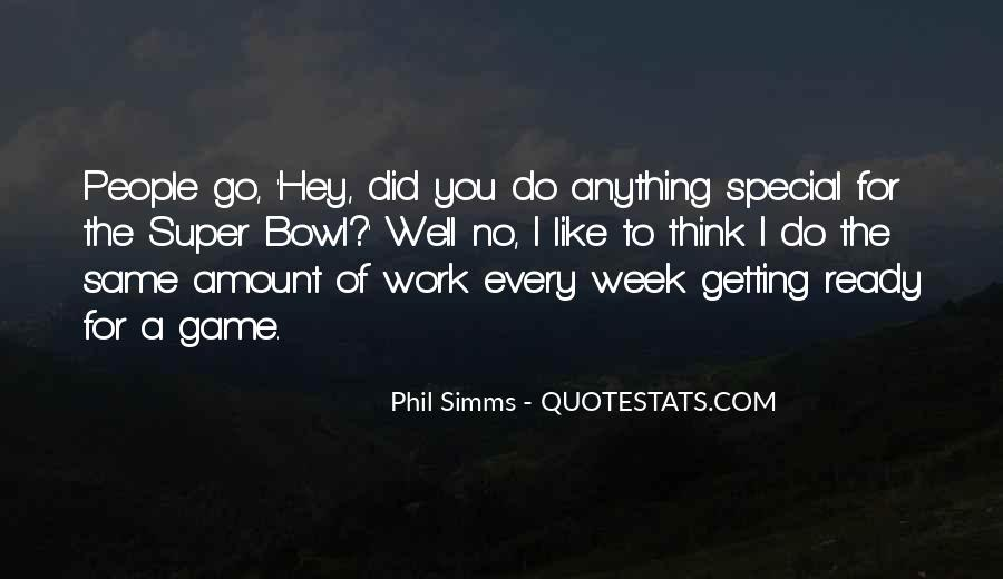 Phil Simms Quotes #907904