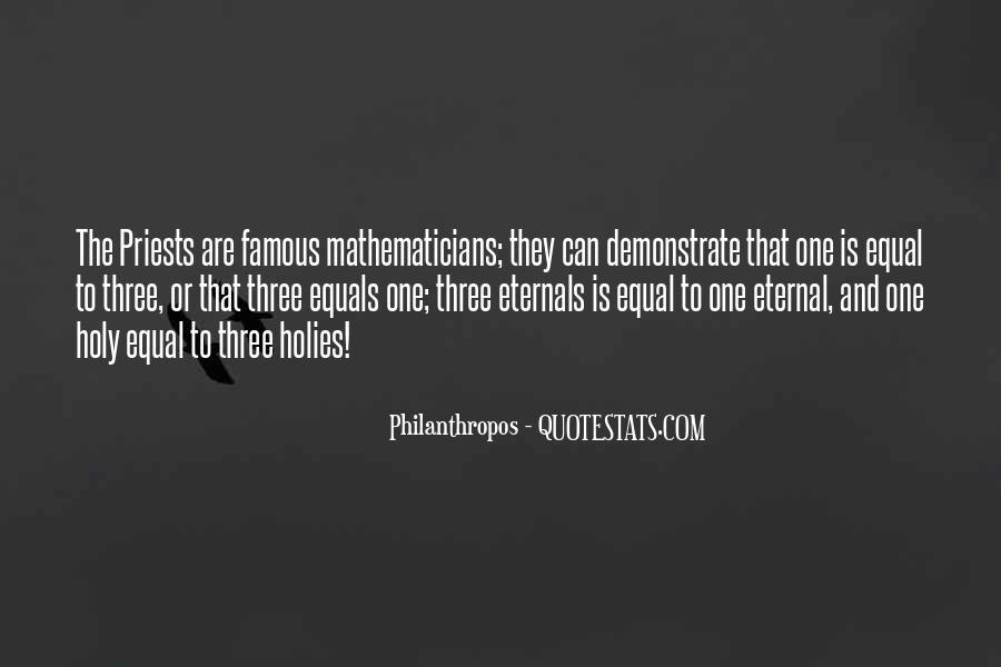 Philanthropos Quotes #708072