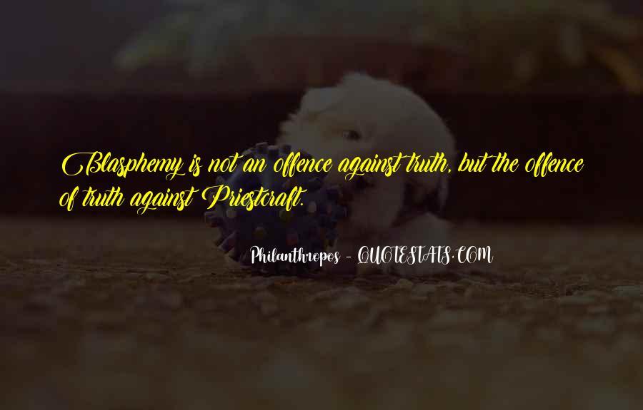 Philanthropos Quotes #791127