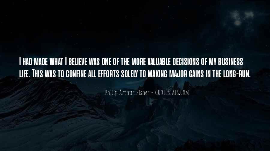 Philip Arthur Fisher Quotes #1669816