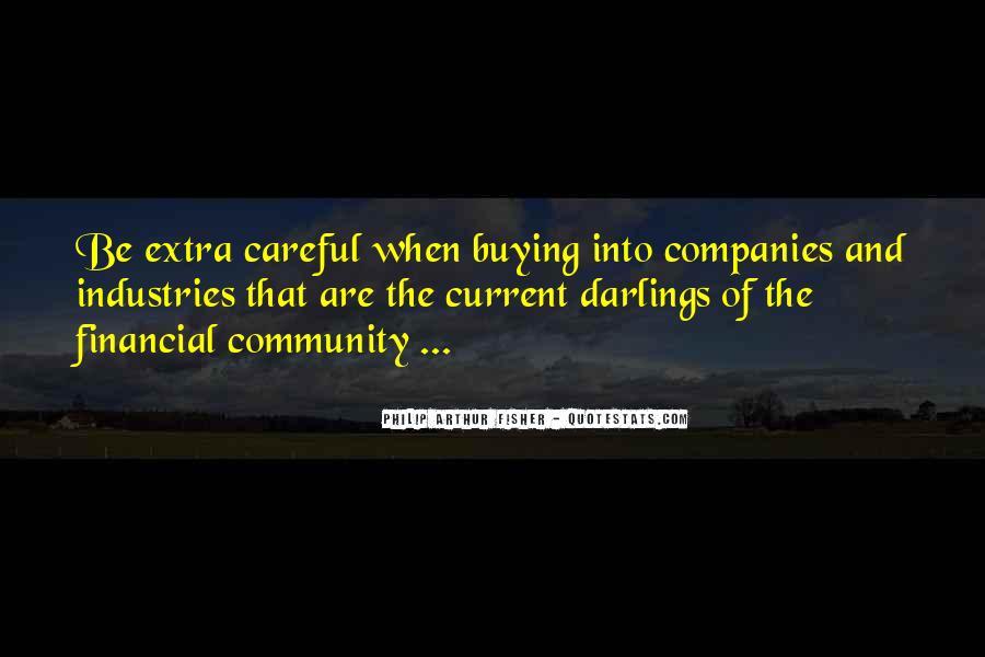 Philip Arthur Fisher Quotes #289983