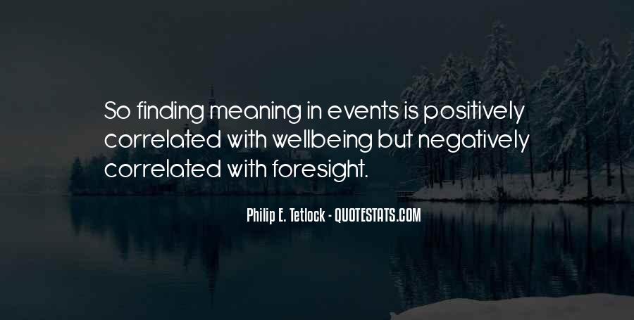 Philip E. Tetlock Quotes #702604