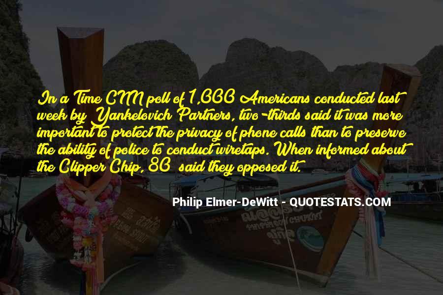 Philip Elmer-DeWitt Quotes #368977