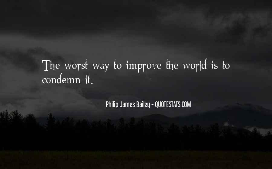 Philip James Bailey Quotes #1176216