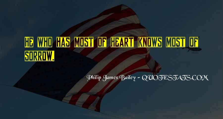 Philip James Bailey Quotes #1183781