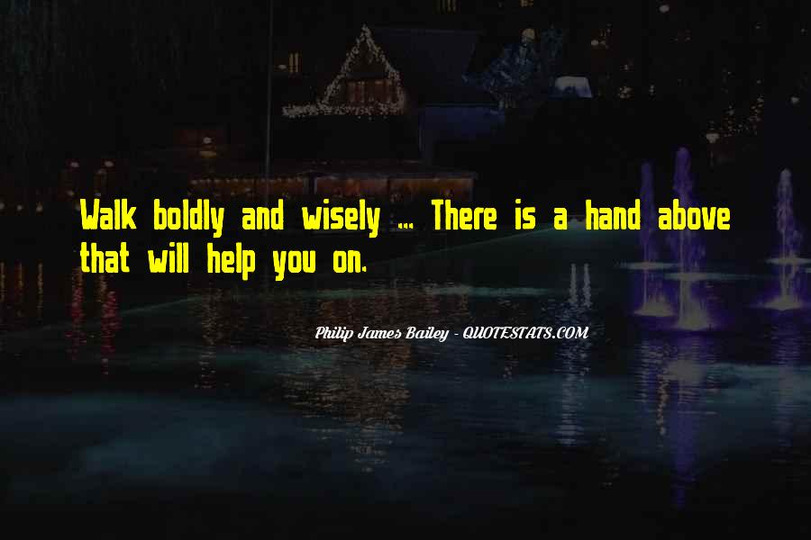 Philip James Bailey Quotes #1227651