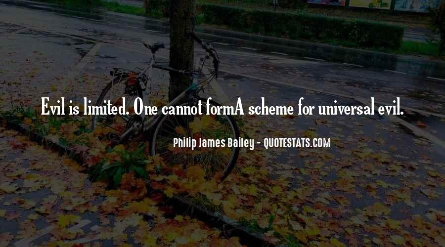 Philip James Bailey Quotes #1371034
