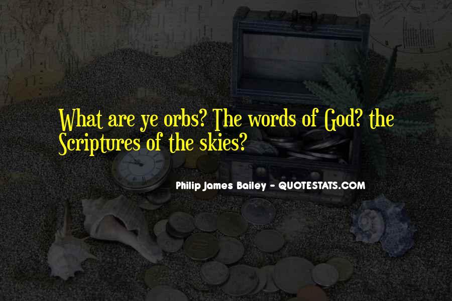 Philip James Bailey Quotes #1385641