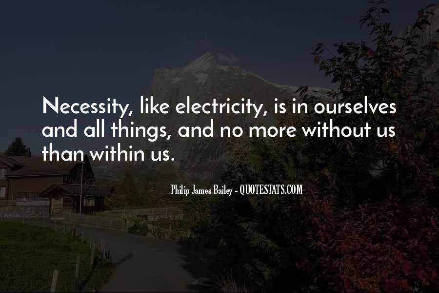 Philip James Bailey Quotes #142292