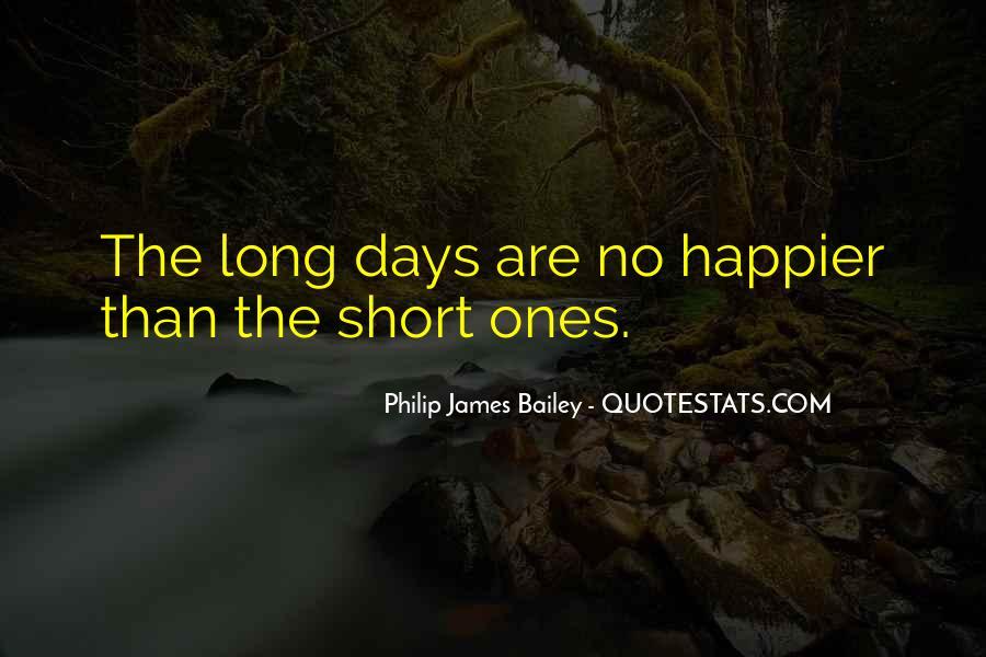 Philip James Bailey Quotes #1517283